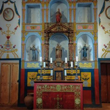 Presidio Chapel