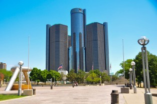 General Motors World HQWebLG
