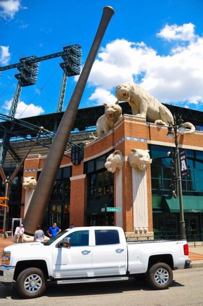 Tiger Stadium TruckWebLG