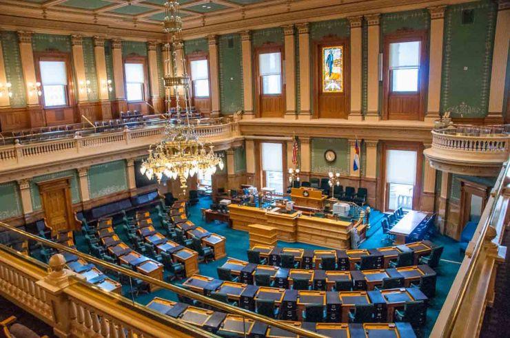 Colorado Assambly Chamber