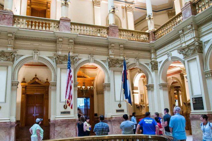 Colorado Capitol Tour