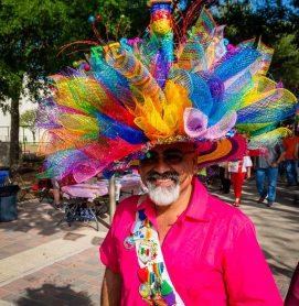 San Antonio Fiesta Hat