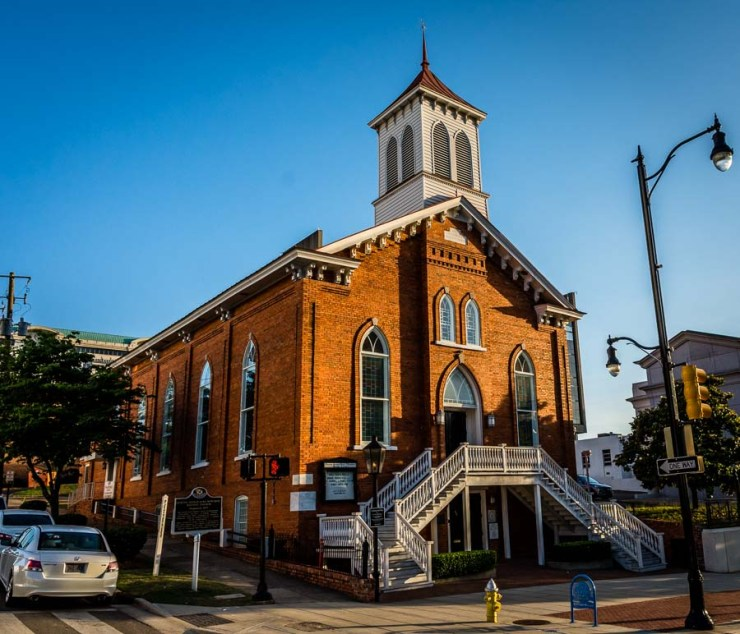 MLK Church