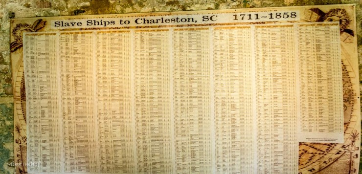 slave ship list
