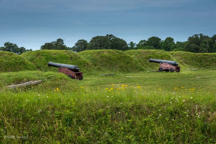 Yorktown Cannons