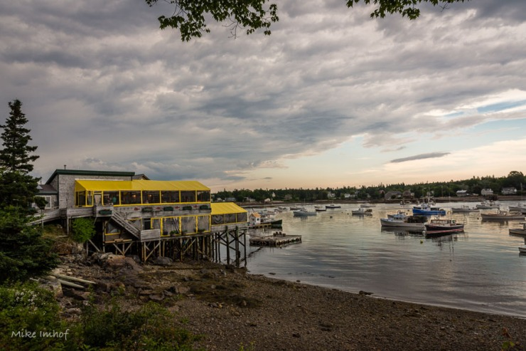 Bass Harbor Lobster Pound