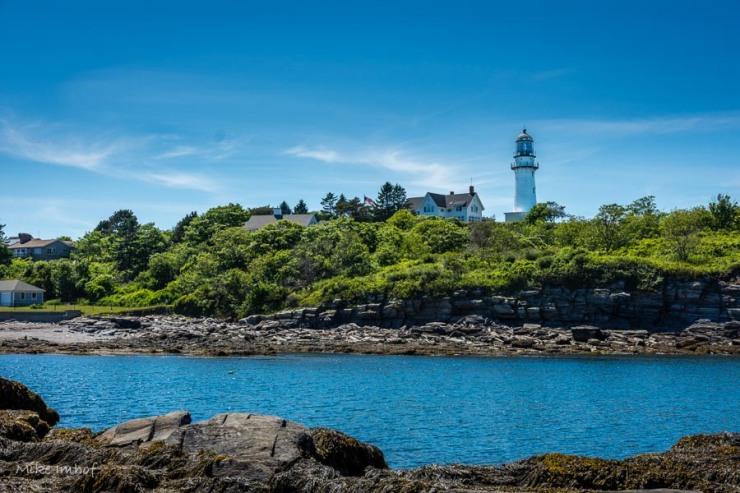 Cape ellizabeth lighthouse
