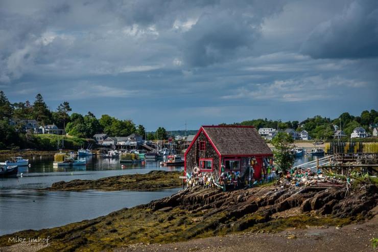 Fishing shack1