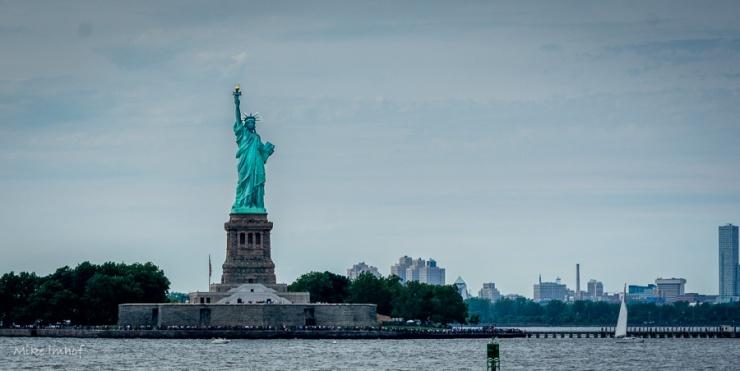Statue of Libertu
