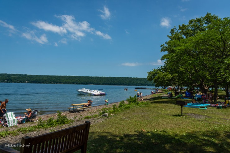 lake Cayuga