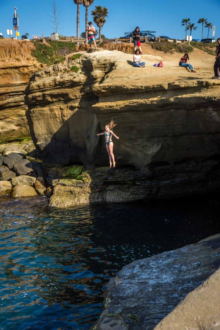 cliff jumper